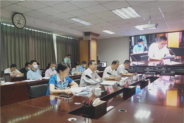 全省社保基金管理问题专项整治工作推进会召开